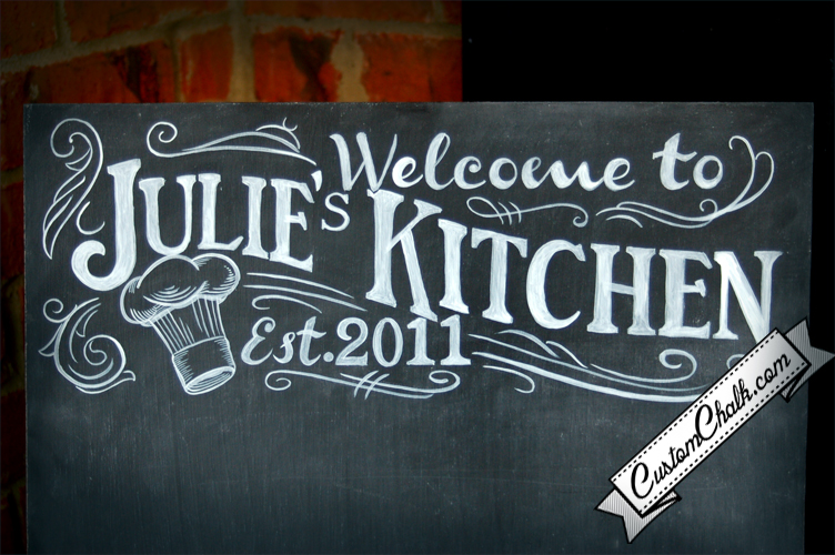 kitchen chalkboard on kitchen chalkboard 2 - Kitchen Chalkboard Ideas