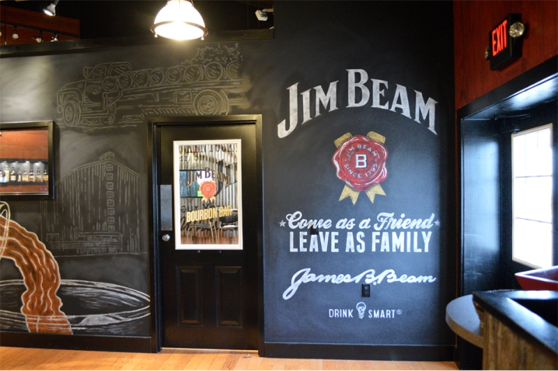 Chalk Lettering - Chalkboard Murals - Office Murals - Corporate Event Artist - Convention Booth Artist